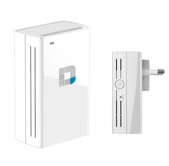 Dl Repetidor Dual-band Wi-fi D-link Ac750, 2.4/5ghz, 802.11a