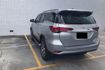 Toyota Sw4 2.8 Tdi Srx 7l 4x4 Aut. 5p 2016