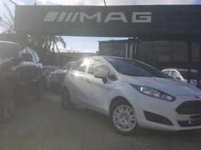 Ford Fiesta Fiesta S 1.6l Mt Sin Detalle En Garantia