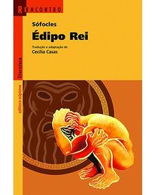 Livro - Édipo Rei - Sófocles - Editora Scipione