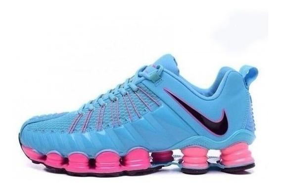 Tenis Nike 12 Molas Tlx Original Masculino/feminino