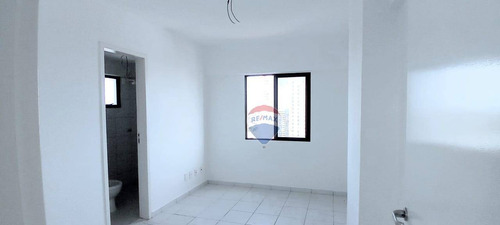 Apartamento Com 2 Suítes À Venda - Ribeira - Natal/rn - Ap0164