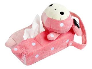 Panda Rilakkuma Conejita De Peluche Kleenex Auto Hogar Casa