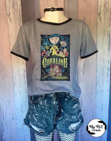Remera Coraline Diseños Originales By Rc Store