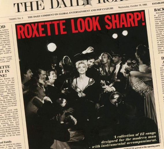 Cd : Roxette - Look Sharp! (30th Anniversary Edition)...