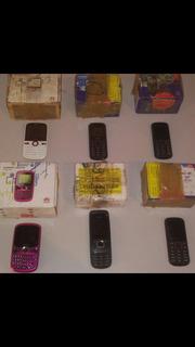 Celular Nokia 2220 Huawei Kit Lote Com 6 Celures Defeito.