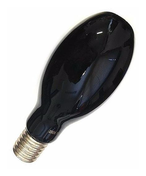 Lampada Luz Negra 125w E27 Efeito Neon Iluminacao Dj Nf-e