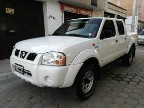 Nissan Frontier 2013 Seminueva