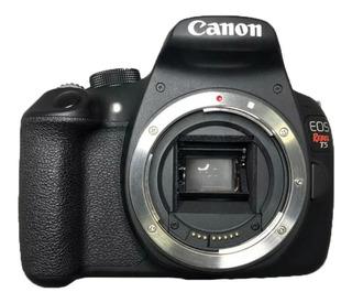 Câmera Canon T5 Rebel + Lente 18-55mm