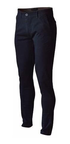 Pantalon Gabardina Corte Chino Elastizado El Don - Hombre