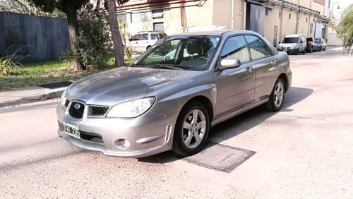 Subaru Impreza 2.0 R 170 Cv At 2006 Gris Automático 2da Mano