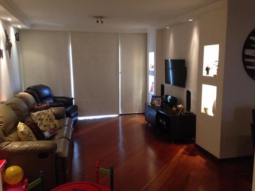 Imagem 1 de 30 de Apartamento Residencial À Venda, Tatuapé, São Paulo. - Ap3501
