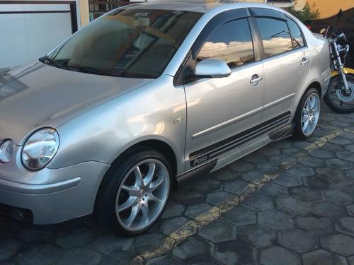 Volkswagen Polo Sedan 2003 2.0 4p