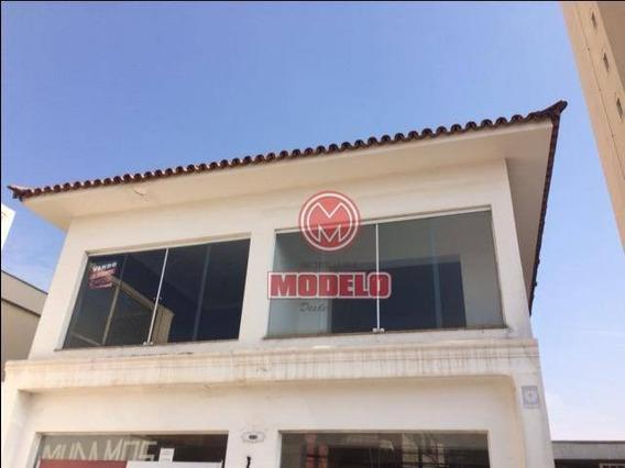 Casa Comercial À Venda, Centro, Piracicaba. - Ca2040
