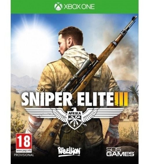 Jogo Sniper Elite 3 Xbox One + Brinde