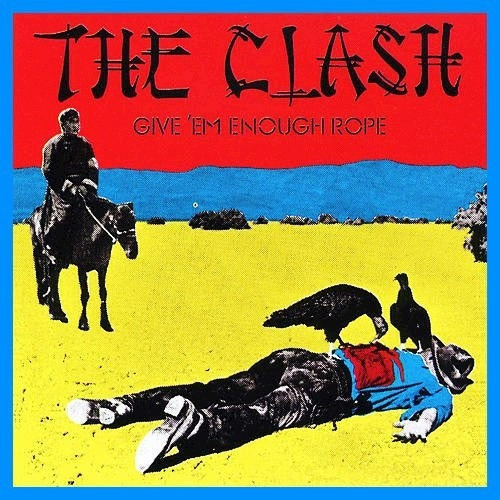 Give Em Enough Rope - The Clash (vinilo)