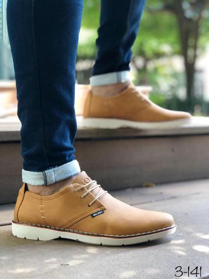 Zapatos Casuales Bssi Para Caballero