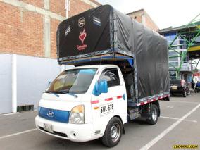 Hyundai Porter H100 Camión Estacas