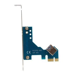 Placa Pci-e X1 - 3x P/ Mineração Btc