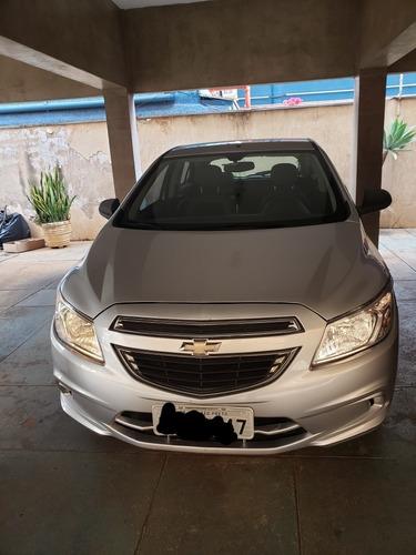Imagem 1 de 5 de Chevrolet Onix 2015 1.0 Lt 5p