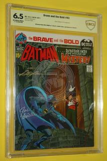 Vintage Brave And The Bold 93 Dc Comics Sellado Cbcs