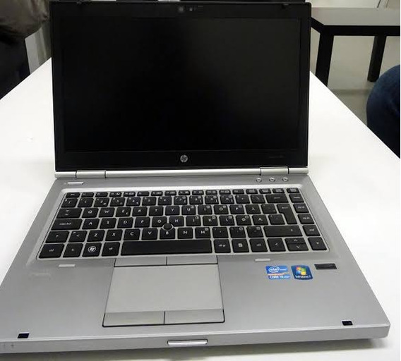 Notebook Hp Elitebook 8460p I5 12gb Ram Ssd 256gb Hd 750gb