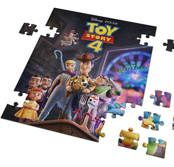Toy Story 4 Rompecabezas De Colección