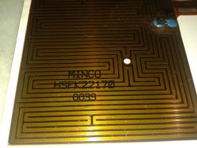 Placa Aquecedora Heater Resistência Minco Hsfk 22170 Sensor