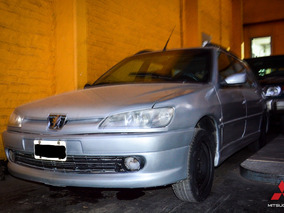 Peugeot 306 I Break Hdi | Año 2001