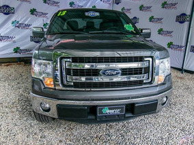 Ford F150 2013 Cabina Y Media Recien Importada