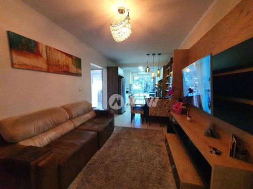 Imagem 1 de 22 de Apartamento Com 2 Dormitórios À Venda, 64 M² Por R$ 269.900 - Liberdade - Novo Hamburgo/rs - Ap3270