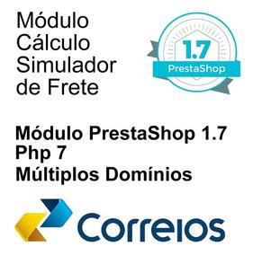 Módulo Correios Prestashop 1.7 - Frete E Simulador