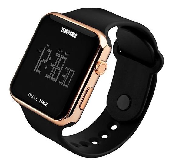 Reloj Skmei Dorado 1271 Digital Watch + Envío