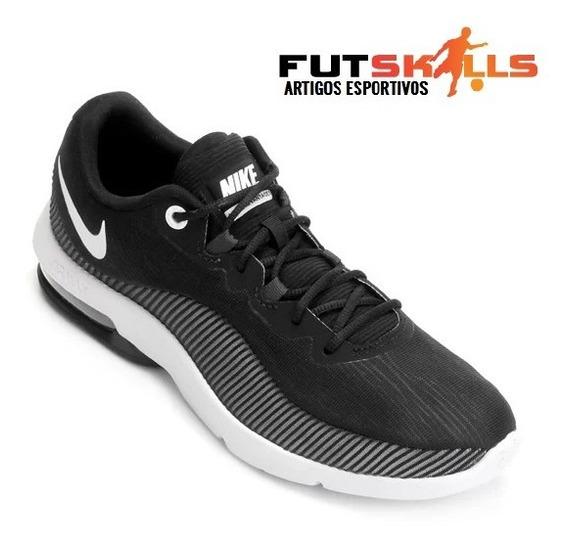 Tênis Masculino Nike Air Max Advantage 2 - Preto E Branco
