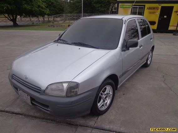 Toyota Starlet Automático