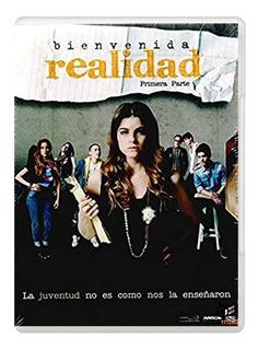 Bienvenida Realidad Primera Parte Serie Dvd