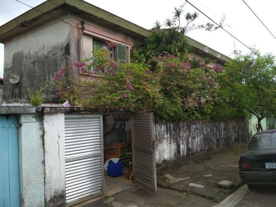Casa Com 3 Dorms, Santa Maria, Santos - R$ 135 Mil, Cod: 2086 - V2086