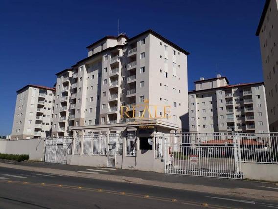 Apartamento Com 2 Dormitórios À Venda, 52 M² Por R$ 303.000,00 - Ortizes - Valinhos/sp - Ap0624