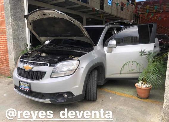 Chevrolet Orlando Limited