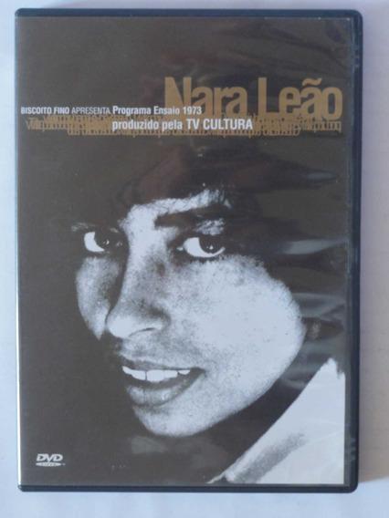 Dvd Nara Leão Programa Ensaio Tv Cultura 1973 Seminovo