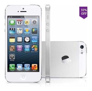 Celular iPhone 5 Usado, Para Retirada De Peças.