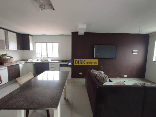 Sobrado Com 2 Dormitórios À Venda, 157 M² Por R$ 780.000,00 - Nova Petrópolis - São Bernardo Do Campo/sp - So0660