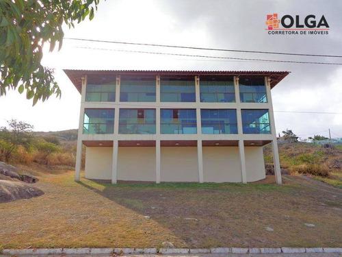 Casa Em Condomínio, À Venda - Gravatá/pe - Vl0447