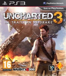 Uncharted 3 Goty La Traicion De Drake