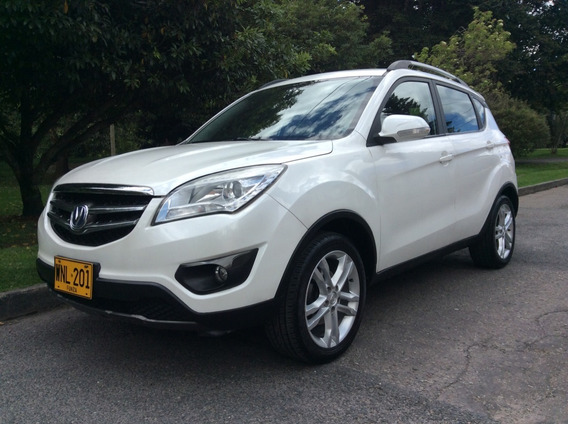 Changan Cs35 Luxury 1600cc Mt