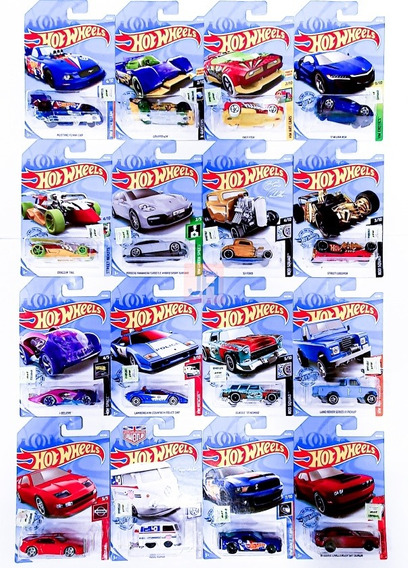 Hot Wheels Original Blister Individual Autos Autitos Mattel
