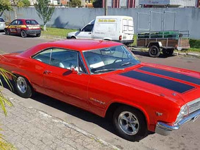 Gm Impala Ss Coup Hot 1966 V8 Aceito Troca R$-135 000