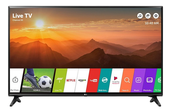 Smart Tv Led LG 43 4k Uhd Netflix Youtube Garantía Oficial