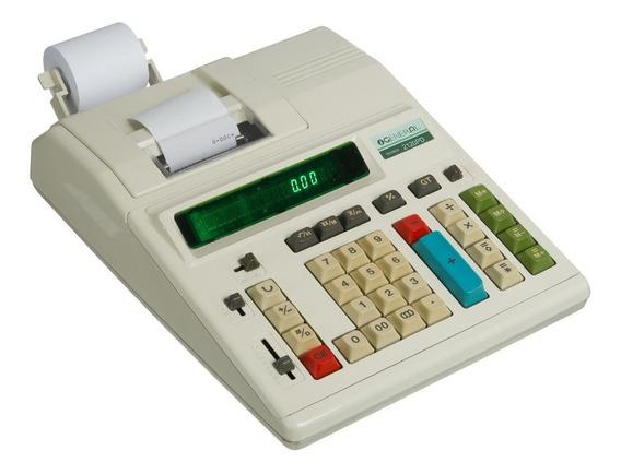 Calculadora Nova Que Imprime General Teknika 2120pd