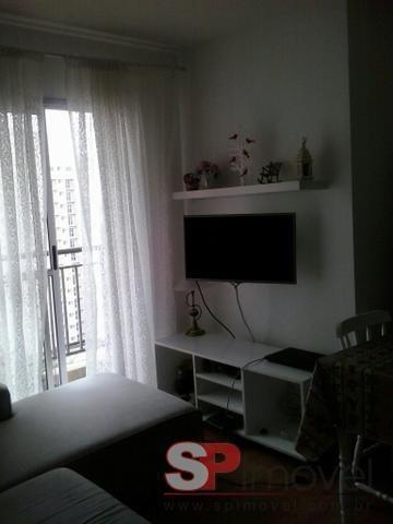 Imagem 1 de 15 de Apartamento Para Venda Por R$260.000,00 - Jardim Três Marias, São Paulo / Sp - Bdi21433